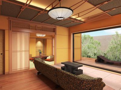 2021年3月オープン予定!1日10室限定の上質なリゾート旅館で活躍しませんか?