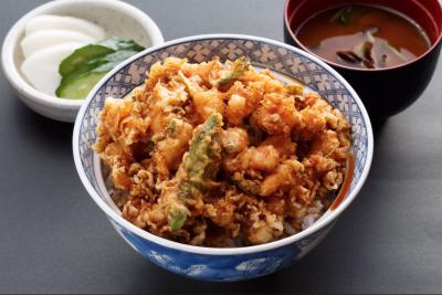 昭和48年創業、かき揚げ丼で有名な「天ぷら かき揚げ 光村」で働きませんか?