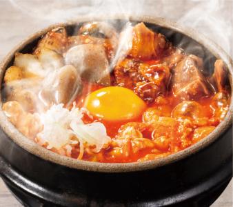 ヘルシーで美味しい!韓国で多く愛されている、こだわりのスンドゥブを提供しています。