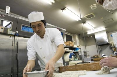 未経験でも「パンがすき」という想いがあればOK☆彡モノづくりが好きな方は大歓迎です!