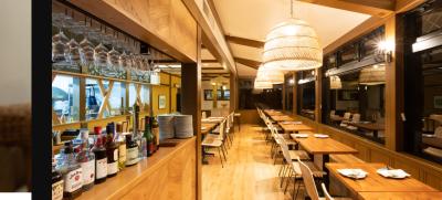 ⾃然の⼼地よさを味わえるイタリアンレストランでご活躍ください。