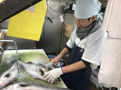 地元・尼崎で愛されて60年近い企業です