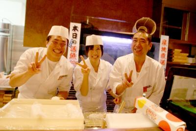活魚さばき、寿司の握り、まぐろの解体、天ぷらの揚げなどの技術がしっかり身につく!検定による評価制度もあります。あなたはどれから狙いますか?【東証一部上場】