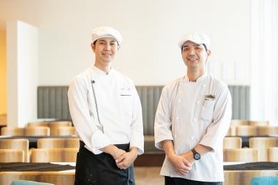 未経験の方、大歓迎です。「一流の料理人を目指したい」という志のある方、お待ちしています。