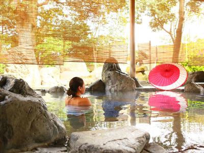 福井で人気の温泉エリア「芦原温泉」♪大人も子供もレジャー×温泉をお楽しみいただける当館◎