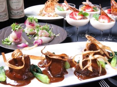 金沢ならではの素材を使ったメニューが自慢。大手ホテル内のレストランで、キッチンスタッフ募集。