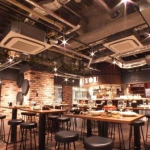 デザイナーによるオシャレな内装を施している各店舗。メニュー開発だけでなく、内装にも携われます。
