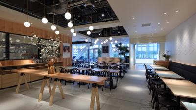 丸の内・新宿・鎌倉のいずれかの店舗でメニュー開発、キッチンマネジメント業務を担当としていただきます!