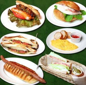 サンドイッチなどの簡単な調理もおねがいします