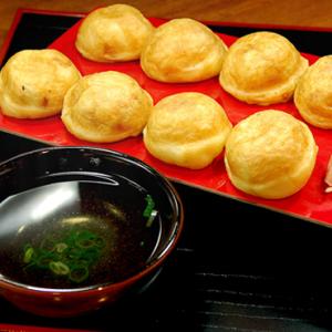 大阪梅田駅・梅田駅近く!ふらっと立ち寄って、明石焼きやたこ焼きを食べるのにぴったりなお店。