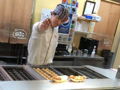 埼玉県内の『築地銀だこ』で調理スタッフとして活躍しませんか?