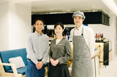 デザインホテルで新空間を創る、レストランキッチンスタッフの募集です☆