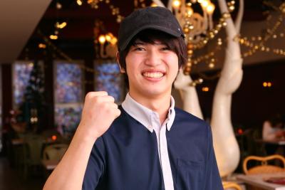 お客様を笑顔にするためにはまずスタッフが笑顔に!従業員の過ごしやすい環境も重要だと考えています!