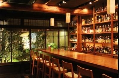 京都の町家をリノベ!オーセンティックな大人のためのバーです