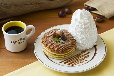 大人気のパンケーキをはじめ、エッグスベネディクトやロコモコ、オムレツなどの料理を提供しています。