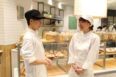 JR名古屋高島屋1Fにあるブーランジェリー「BOUL'ANGE」で、販売スタッフを募集します!