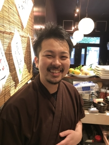 料理人歴16年!京都の寿司店出身の代表のもと、調理や接客、経営まで学びませんか?