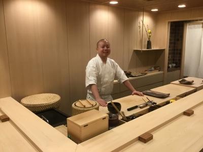東京・築地の本格寿司店「鮨桂太」で和食調理人を募集します!ベテラン店主がイチからお教えしますよ。
