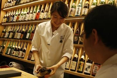 和食の魅力を料理で伝え、お客さまを「おいしい笑顔」にしませんか。