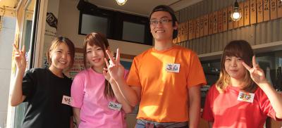 大阪の「伝統的なB級グルメ」である串かつをメインに提供♪