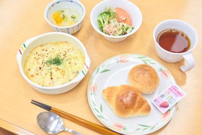 和洋中と様々な料理をはじめ、新しいおいしさを提供するメニュー開発にも常にチャレンジしています。