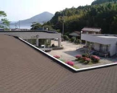 島根県隠岐の離島にある、特別養護老人ホームです。