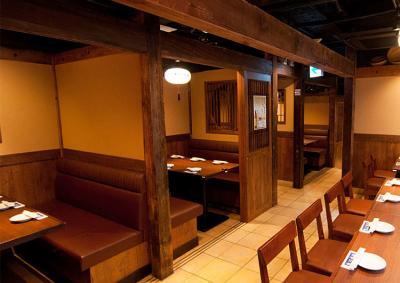創業から60年超の歴史をもつ、蔵元直営の居酒屋です。