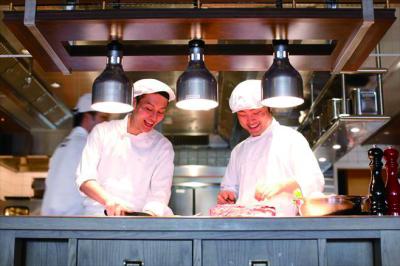 料理人として、さらなるスキルアップ・キャリアアップを目指しませんか?