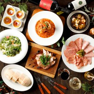 銀座・大手町ほか、計4店舗。スパニッシュ&イタリアンレストランでキッチンスタッフ募集!