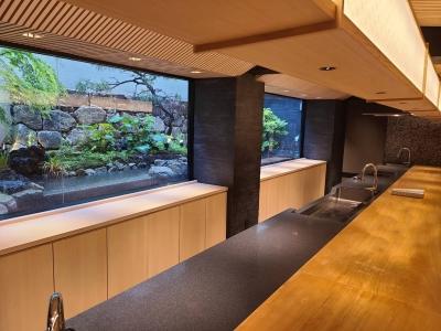 大阪市内に5業態を展開している当社。今後も鮨やジビエ・ジンギスカン料理の業態で出店を計画中!