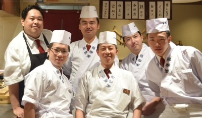 寿司田グループの都内と仙台市内に展開する16店舗で、寿司職人を新たに募集します!