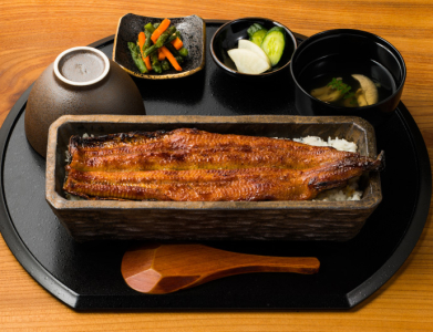 2020年6月、金沢市内の一流ホテル内に名古屋で人気の鰻料理専門店がオープン!