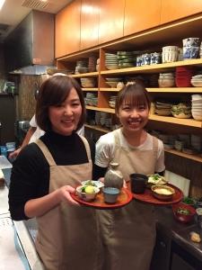 創業から80年の歴史をもつ京料理店で、ホールスタッフとしてご活躍ください。