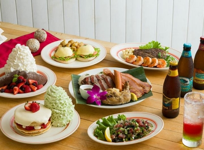 ハワイ発祥!クリームたっぷりのパンケーキやハワイアンメニューが楽しめる大人気のレストランで働こう◎