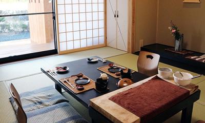 京都・由良川の景色を臨む料理旅館で、調理スタッフの募集です!