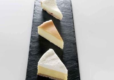 試行錯誤を繰り返し誕生したチーズケーキが自慢。