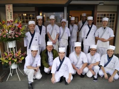 久里浜で2店舗展開している寿司店で、調理スタッフを新たに募集します!