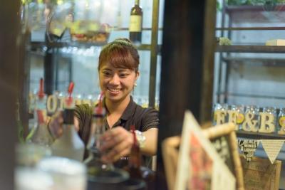 美容サロンを展開する会社が運営する飲食店です!