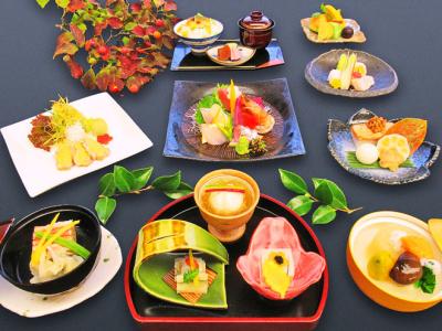 Aコース<しっかり食べる美活旬菜7皿>