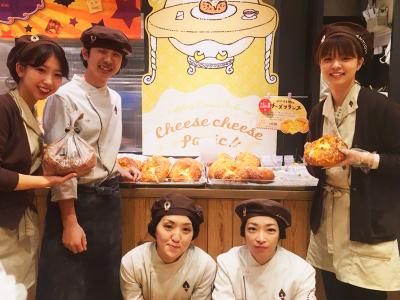 大ヒット商品の「マジカルチョコリング」が人気の当店♪週5日のシフトに入れる方は時給900円~!