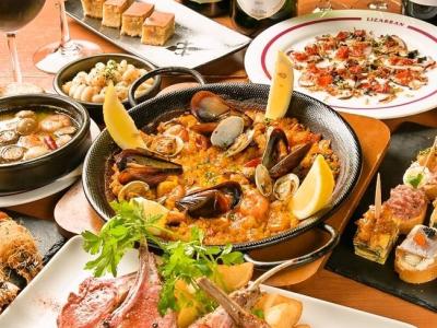 国内外に250店舗を展開!世界的にも人気のスパニッシュレストランです