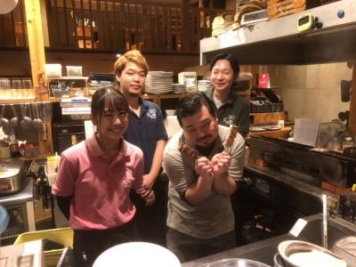 名古屋市内の2店舗で、ホールやキッチンをお任せする新しい仲間を募集します!