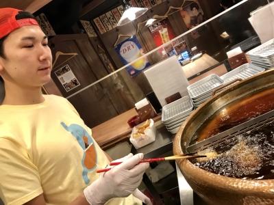 串打ちや串かつ・天ぷらの揚げ方をじっくり学べます!