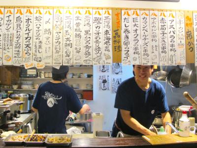 旬の食材を活かした料理を提供する和食割烹2店舗で、将来の料理長を募集します!