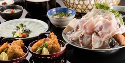 東京、神奈川、千葉、埼玉、そしてニューヨークに店舗展開を行うふぐ料理専門店。今後も出店計画あり◎