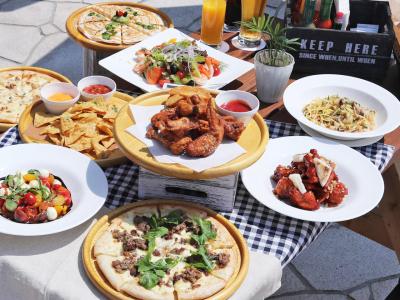 複合リゾート施設内にある洋食レストラン。調理師免許をお持ちの方、飲食業経験がある方は優遇します!