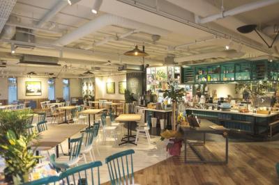 新たに誕生するカフェを一緒に盛り上げてくれる方をお待ちしています♪(画像は既存店のもの)