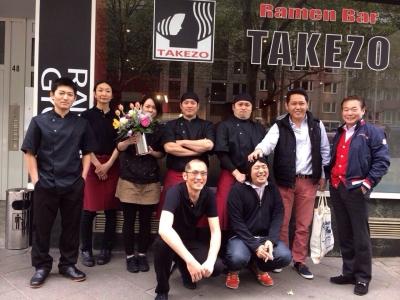 愛知県でラーメン店を4店舗展開しています◎雑誌やテレビでも紹介される人気店です!
