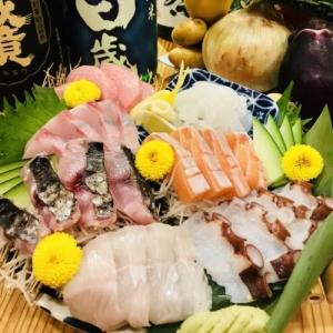 こだわりの肉と魚が自慢!バラエティー豊富な逸品メニューを数多く取り揃えています!
