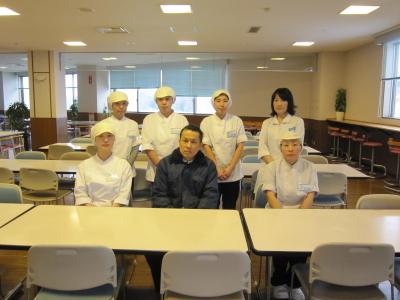 調理師の資格と調理経験を活かし、即戦力として活躍できる。